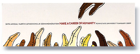 "Bookmark: Theme: ""Make A Career Of Humanity"""